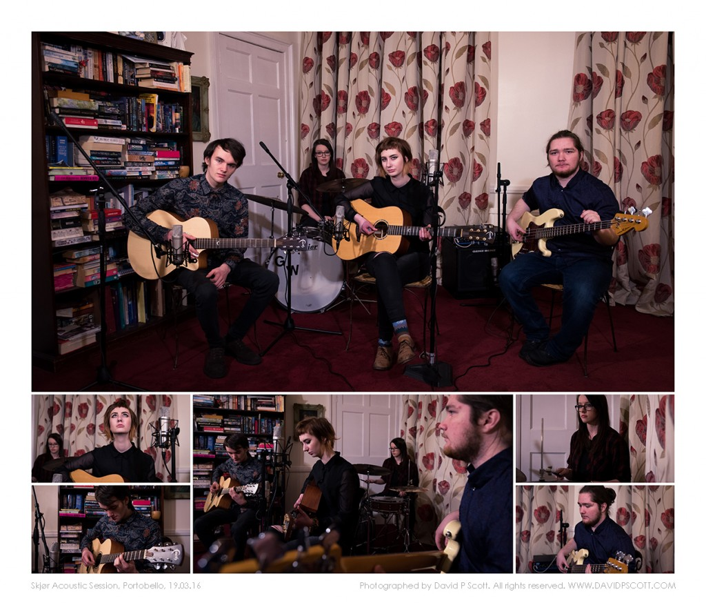 Skjor_Acoustic_Session_Collage_1_by_David_P_Scott_NET